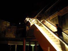 lighting architecture escalator bitterpige photocase creative stock photos