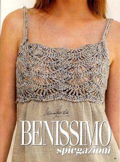Mrs. Patricia Crochet: Crochê com tecido fica lindo!