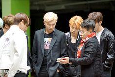 BTS X Jessi telecom behind