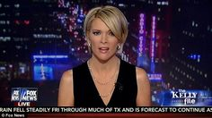 Fox News anchor Megyn Kelly went live Friday night with her new hairdo, chopping off the b...