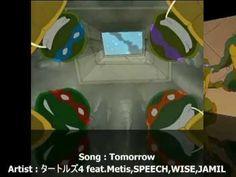 TMNT - Tomorrow OP