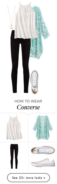 """""""Untitled #251"""" by twdtrash on Polyvore featuring Gucci, Converse and Full Tilt"""