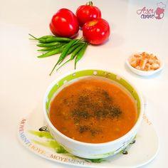 Yeşil Mercimekli Tarhana Çorbası (+ 8ay) | Aşçı Anne | Sağlıklı tarifler, mutlu minikler...