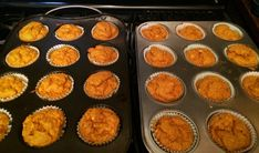Low Carb Pumpkin Cream Cheese Cupcakes, Need I say more? Yup, I did it again! I couldn't resist making yet another pumpkin recipe.