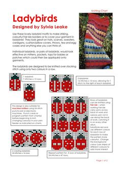 Fair Isle Knitting Patterns, Knitting Stiches, Fair Isle Pattern, Knitting Charts, Loom Knitting, Knitting Designs, Baby Knitting, Crochet Patterns, Fingerless Mittens