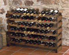 Modular Australian Pine Wine Racks | Williams-Sonoma