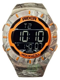 Rockwell Coliseum Camo Watch for Men - Realtree Xtra