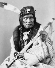 American Indians : Mad Bear - Yankton Dakota.