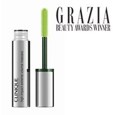 NEW High Impact Extreme Mascara, a does-it-all mascara. Creates ultra-thick and extreme volumised lashes through a new formula and unique brush, allowing precise application. Best Lashes, Beauty Awards, Volume Mascara, Beauty Products, Eyeliner, Hair Makeup, Skincare, Eyes, Nails