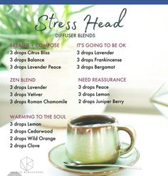 Helpful Aromatherapy Strategies For essential oils for anxiety and panic attacks Essential Oils For Stress, Essential Oil Uses, Doterra Essential Oils, Yl Oils, Relaxing Essential Oil Blends, Essential Oil Diffuser Blends, Doterra Diffuser, Diffuser Recipes, Aromatherapy Oils
