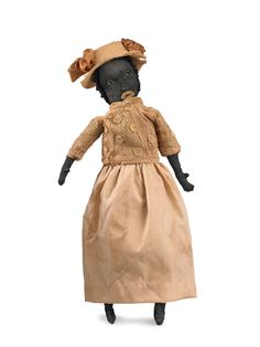 A doll from the coll...