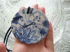 colgantes ceramica - De Carolina!!!!