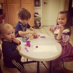 Anna Duggar: '[Children] Are Not. Practicing still and quiet time in preparation for big church Shows On Tlc, Duggar Family Blog, Dugger Family, 19 Kids And Counting, Tea Party Birthday, Family Outing, Home Schooling, Homeschool Curriculum, 4 Kids