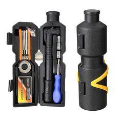 Bike Bicycle Repairing Tool Kit Set Multi Tools Portable Tool Case For Outdoor Cycling Refix #bicyclerepairkit
