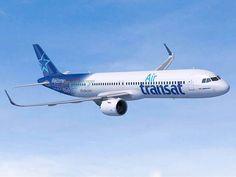 Air Transat va louer dix Airbus A321LR