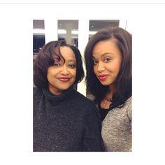 My right hand woman, sentence finisher and rock of OBA @jasmine_rashae ❤️ #OBAWeddings