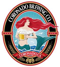 Coronado Brewing Company Logo List of Famous Beer Company Logos and Names Beer Company, Brewing Company, Company Logos And Names, Coronado Brewing, Beer Distributor, San Diego, Brewery Logos, Beers Of The World, 2 Logo