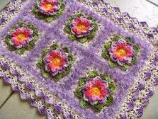 Produtos Círculo - Crochê - Barroco Decore
