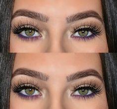 Magnifique avec yeux verts