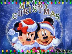 Merry Christmas Mickey And Minnie Mouse christmas merry christmas christmas pictures christmas gifs christmas quotes christmas images christmas photos Merry Christmas Quotes, Merry Christmas Greetings, Christmas Love, Christmas Pictures, Christmas Wishes, Xmas, Natal Do Mickey Mouse, Mickey E Minnie Mouse, Minnie Mouse Christmas
