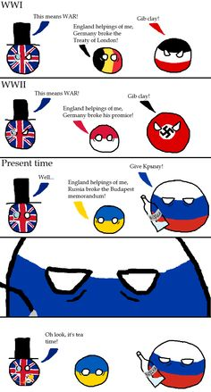 Russia is Scary