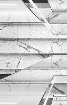 Marble and chrome, Saint Laurent store by Hedi Slimane _