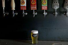 Einhorn by Austin Beerworks at Craft Pride in Austin, TX.