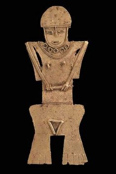 Female effigy cache AD,from Colombia Colombian Art, Effigy, Archaeological Site, Native Americans, Archaeology, Masks, Statue, Female, History