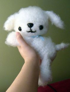Puppy by Harugurumi, via Flickr