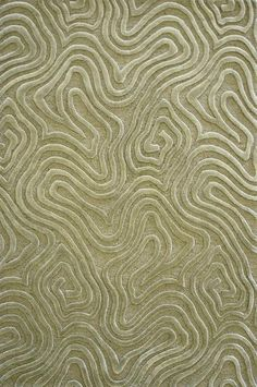 """x Rectangular Oscar Isberian Rugs Area Rug Sage Color Hand Tufted India """"Miron Collection"""" Fabric Rug, Fabric Wallpaper, Painted Rug, Sage Color, Rug Inspiration, Rug Texture, House Front Design, Stone Mosaic, Carpet Design"""