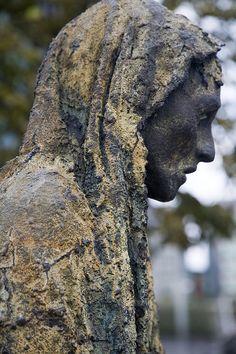 Irish famine memorial (1) From: FlickR, please visit