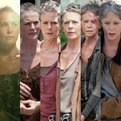Carol from the Walking Dead