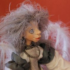 Angel by puppenmagie on Etsy