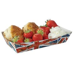 Union Jack Open Tray. If you're having a Wimbledon themed party, we've got some ideas and inspiration for Wimbledon tennis party food, Union Jack decorations. Lots of tennis inspired food and drink including British Strawberries & Cream, Wimbledon Pimms and other Wimbledon tennis party ideas.