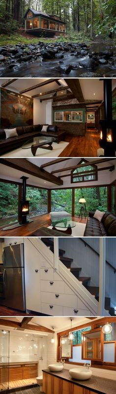 The Creekside Cottage #HomeEnergyImprovements