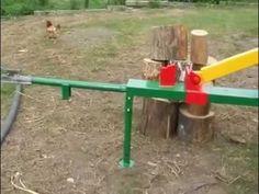 Механический топор - Thor - YouTube