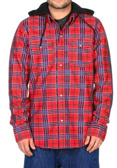 Redding Flannel (Volcom Snow 12/13)