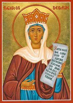 Prophetess Deborah - Righteous Warrior