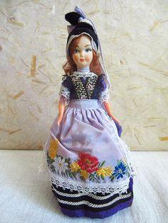 French Territoire de Belfort costume doll folk by plastickingdom