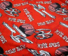 Custom AIO or Regular One Size Cloth Diaper-Star Trek  by Los Chiquitos by loschiquitos on Etsy