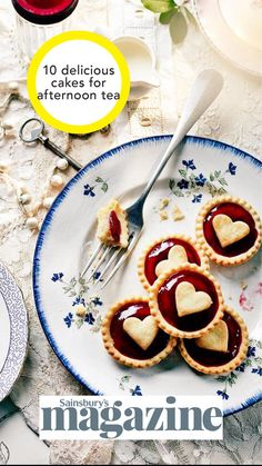 Tea Recipes, Apple Recipes, Sweet Recipes, Baking Recipes, Delicious Cake Recipes, Yummy Cakes, Yummy Food, Lemon Drizzle Muffins