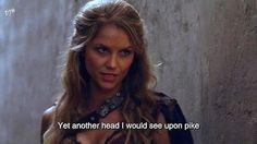 Ellen Hollman, Spartacus Tv Series, Star Wars Canon, Star Trek Spock, Memories Faded, Female Protagonist, Fallout New Vegas, Great King, Norse Vikings