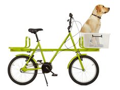 A Pedal Powered Packmule :   Donky Bike