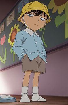 Little Kudo Shinichi Ran And Shinichi, Kudo Shinichi, Conan Movie, Detektif Conan, Magic Kaito, Happy Tree Friends, Sherlock Holmes, Manga Detective Conan, Conan Comics