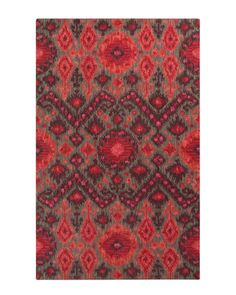 Spotted this Surya Centennial Ikat & Suzani Hand-Tufted Rug on Rue La La. Shop (quickly!).
