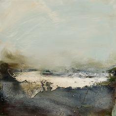 Dion Salvador Lloyd, Arcane II, Oil on Canvas Landscape Artwork, Abstract Landscape Painting, Seascape Paintings, Contemporary Abstract Art, Contemporary Landscape, Monet, Painting Inspiration, Fine Art, Illustration