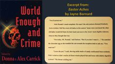 Easter Ashes by Jayne Barnard. Crime Fiction, Easter, Author, Easter Activities, Writers