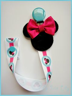 Chupetero Minnie mod. 2