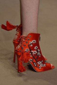 Shoe Glamour | ZsaZsa Bellagio - Like No Other