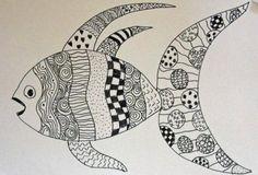 Dibujar con líneas | Kireei, cosas bellas